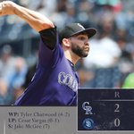 STRONG outing by Chatwood. GREAT team win! https://t.co/Xv896XxlbA