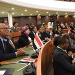 Félicitations au Pan @SOROKGUILLAUME élu par ses pairs à la tête du parlement #Afro-#Arabe #PAA #CIV #Diplomatie https://t.co/1lupOzmGY4