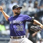Tyler Chatwood tosses eight shutout innings as #Rockies defeat Padres: https://t.co/RO07nKaa91 by @psaundersdp https://t.co/Sr2kGbgt0v