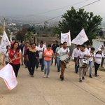#AlMomento en la agencia de #PuebloNuevo #Oaxaca acompañando a nuestros candidatos #EsTiempoDeCrecerJuntos https://t.co/J4pKEf9UyH