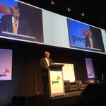 Kerry OBrien takes the stages at @PwC_AU #pwcbudget event https://t.co/yhTYR9WQBI