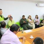 Alcalde, Taxistas y Policía tomarán medidas para mejorar servicio de taxis en Montería. https://t.co/v0Sm60f575