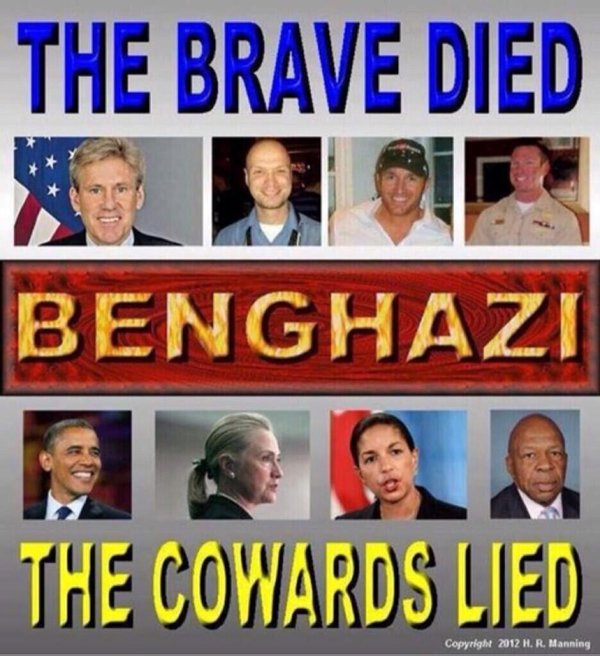 Is it possible the #Benghazi cover-up was done to hide the fact Americans were being killed w/ weapons US provided? https://t.co/BLwmZP2LDp