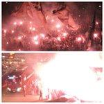 E a festa da #Fiel na chegada do #Timão!? #VaiCorinthians Fotos: Bruno Teixeira https://t.co/GZnSJq0FM7