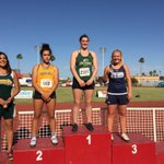 Girls Track - State Champion!  Congratulations Sierra Valdivieso on winning the discus at State Track Meet. https://t.co/AYDkmF6J1j