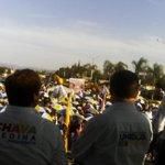 En Rodeo también #SomosMás los q vamos con @AispuroDurango ¡saquemos a los corruptos dl gobierno! #AlegrateYaSeVan https://t.co/ZxF5RUUsfa