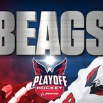BEAGS! #Caps on the board early in Pittsburgh. #CapsPens #RockTheRed https://t.co/cAwU0Y61tX