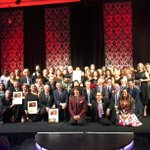The amazing Community Services Excellence Awards finalists last night! #WACOSSconf https://t.co/XCbF6mcpvs