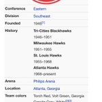 Atlanta Hawks ownership according to Wikipedia... https://t.co/E7DRqceeIT