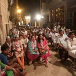 Yesterday,Public Meeting Organisd with AAP National Leadrs @SanjayAzadSln & @dilipkpandey at Ward-176, Jhenda Colony https://t.co/RrApdthxUw