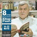 Heyecanla beklenen Kocaeli Kitap Fuarnın açılışına sayılı günler kaldı... https://t.co/hlIikVLe8u