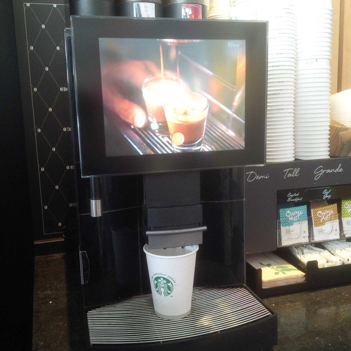 Starbucks Machine