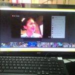 @mainedcm live sa FB! Makinig sa mga payo ni Bibi Girl! #ALDUB42ndWeeksary https://t.co/YBJy1IGj92