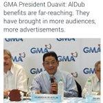GMA aptly recognizes impact of ALDUB #ALDUB42ndWeeksary AR https://t.co/ORqPSGTBn1