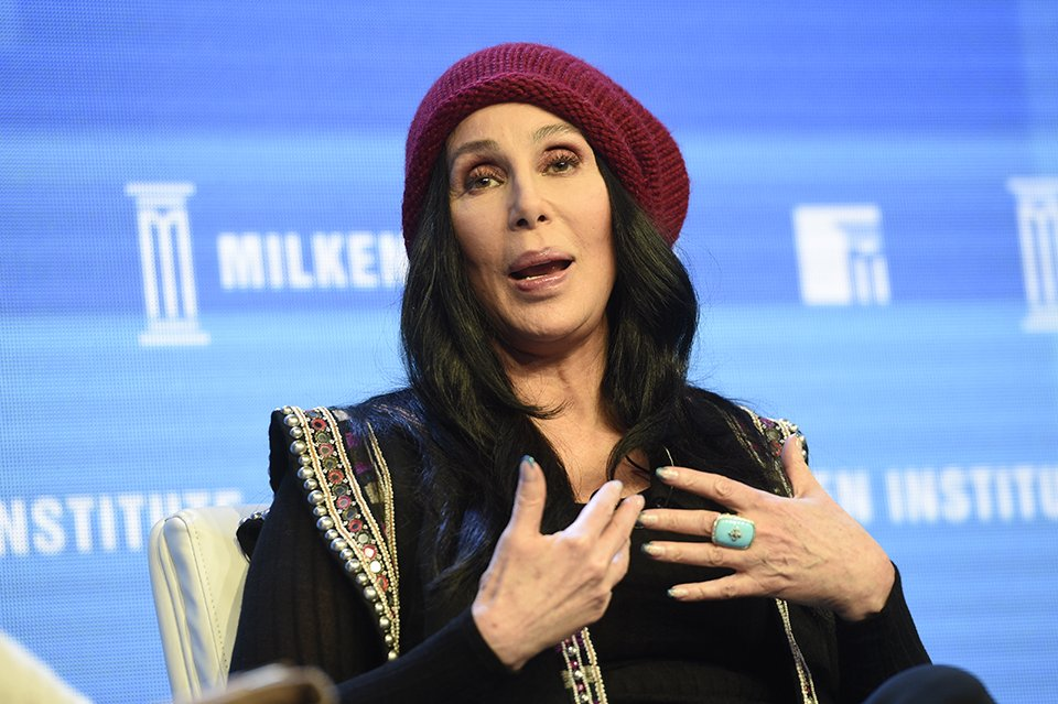 .@cher speaks about the Flint water crisis at our Celebrating Activist Women panel #MIGlobal https://t.co/BafWRSqJFc