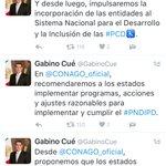 @GabinoCue ya mandó al carajo a los oaxaqueños. Está más metido en la @CONAGO_oficial que en lo que pasa en #Oaxaca https://t.co/DLGATW9bP2