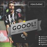 Lucas Pratto faz o segundo do #Galo no Horto! Atlético 2 x 1 Racing! #GALOxRAC https://t.co/tnT9xCKKop