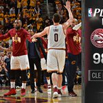Cavaliers rout the Hawks in Game 2, beating Atlanta 123-98. Cleveland leads the series 2-0. https://t.co/z9VOgpeEvx