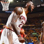 LeBron James, Cavs ride historic shooting effort to Game 2 win vs. Hawks (by @Jeremy_Woo) https://t.co/d1V5uWZ8ga https://t.co/05tkkgVGSK