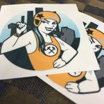Who wants one of these fresh temp tattoos, #HamOnt? Illustration by @lizmacdraws https://t.co/n4qdiClipf