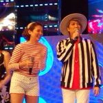 Terno pala ang ViceRylle! #ShowtimeHatawHuwebes ❤️ https://t.co/EvbCBmR9If