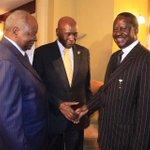 Friends reunited. Kibaki. Moi. Raila.During election time,this men will campaign on a Kikuyu,Kalenjin & Luo platform https://t.co/nyGnnsjTje
