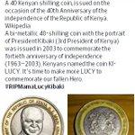 The Best way to commemorate Mama Lucy Kibaki. #KiLucy #RIPMamaLucy https://t.co/yAhTV0w1yD