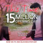 Congratulations Team This Time! REAL NA REAL ITO! ???? #ThisTimeBlockbusterDay2 -R https://t.co/WfLfnedzeT
