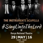 Join us in our #Thanksgiving concert this month, 29th May, at the KNT! Book now! #SingUntoTheLord #ImelaThursday https://t.co/OWrG8WuSZc