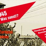 8. Mai 1945: Befreiung, was sonst? Wir feiern am Sonnabend ab 16 h in den Wallanlagen  https://t.co/ygKlDFPNt9 https://t.co/1SoGOlrgRr