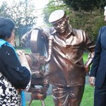 Swiss government honours #Bollywood director Yash Chopra with special statue Read more: https://t.co/Zm56xf4KqB https://t.co/LzhcQMjLRv