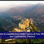 Avviata la candidatura della Sacra di San Michele tra i patrimoni #Unesco #Piemonte #Torino https://t.co/Xms9nqrkPg https://t.co/enPooQt7Z7