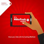 Share a song of you sing one of the #VGMAs nominated songs wit the hashtag #Mepaah .!Win tickets to watch me perform https://t.co/umrStxBqYD