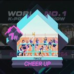 gonna be a star to already a star ✨ #TWICE deserves the 1st WIN ! #TWICE1stWIN https://t.co/2TSQju1RO7
