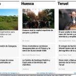 Otras #noticias de Aragón vía https://t.co/UfatHCZrWN Un buen día a todos @alberjv @IsabelIniesta @TereTeresuki https://t.co/XELGQXrGBl