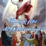 Une très belle fête de lAscension à toutes et à tous ! #Ascension https://t.co/nIh1qxDx1J