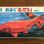 子供の日なので今日の #ニッチプラモ はナカムラの鯉の模型「およぐひごい」。 ゴム動力でスイスイ泳ぐ???? 箱絵がお気に入りのひとつだ。 #こどもの日 https://t.co/UYlFjjh1xx