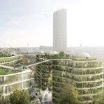Découvrez des projets d' #architecture qui remettent la #nature au cœur de la capitale : https://t.co/Af1rewvjR9 https://t.co/0tzabeQgu5
