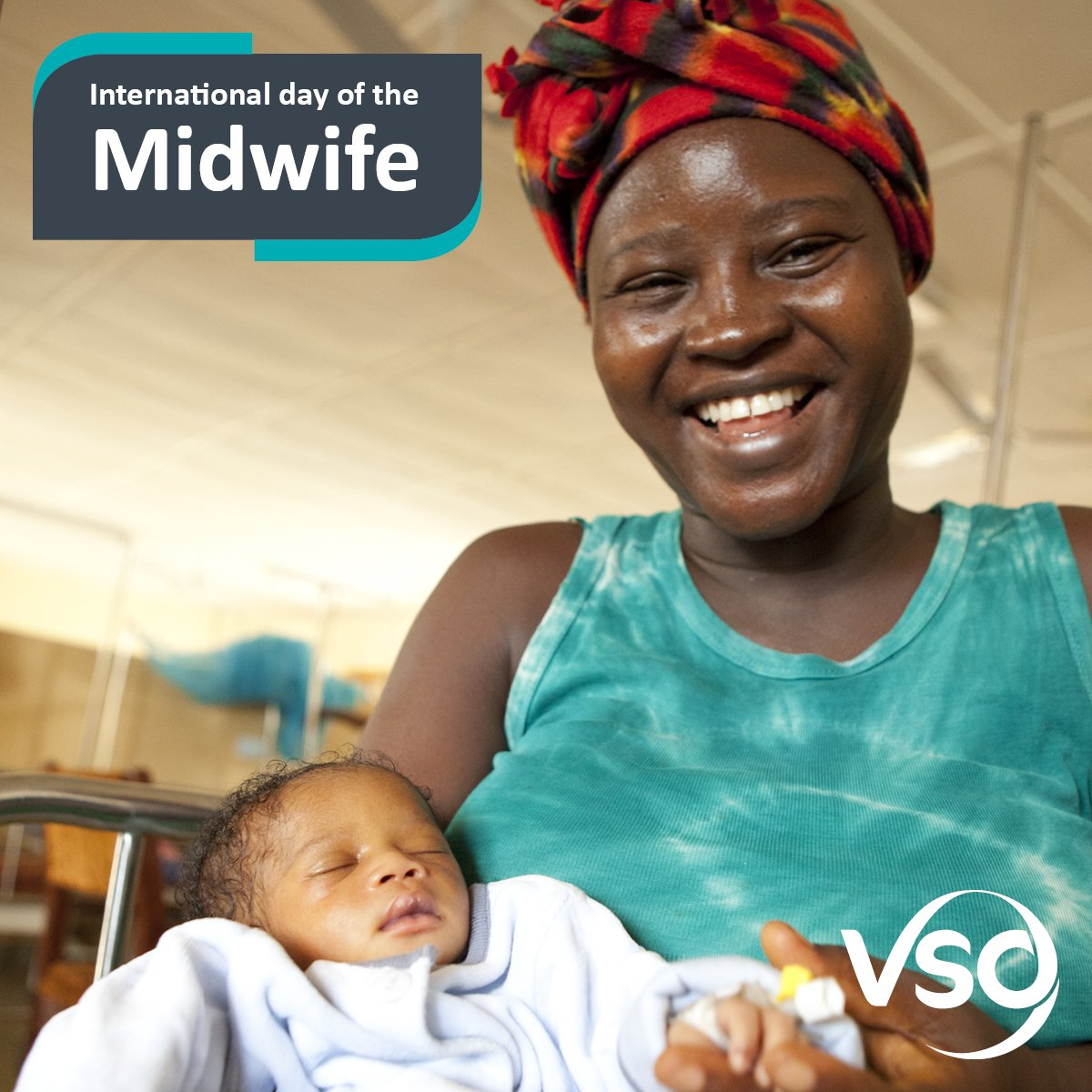 A big thank you to all our amazing volunteer #midwives helping to save lives around the world this #IDM2016 https://t.co/UVvd6JySe3