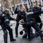Nous vous invitons à venir manifester avec les policiers le 18 mai #ViolencesPolicieres #NuitDebout #GlobalDebout https://t.co/AtNE2ANZMd