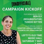 Come to Kirsten Lovejoys Unofficial Campaign Kickoff #Green16 #ausvotes #lovejoyforbris https://t.co/cJE0DfM62m https://t.co/RaFuRRFgSI