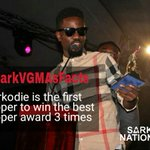 #SarkVGMAsFacts Text K5 to 1767 for @sarkodie to win his 4th best rapper award. @SarkoholicsGH https://t.co/D1n3eIRqUq