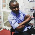 Its time for sports with Eric Asiedu Boadi (@ericofya) #DaybreakHitz https://t.co/5gnUW3cejq