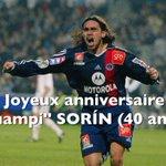 Joyeux anniversaire Juan-Pablo SORÍN! Notre ancien invincible argentin (2003/04) fête aujourdhui ses 40 ans! #PSG https://t.co/rhaYY3Zep9