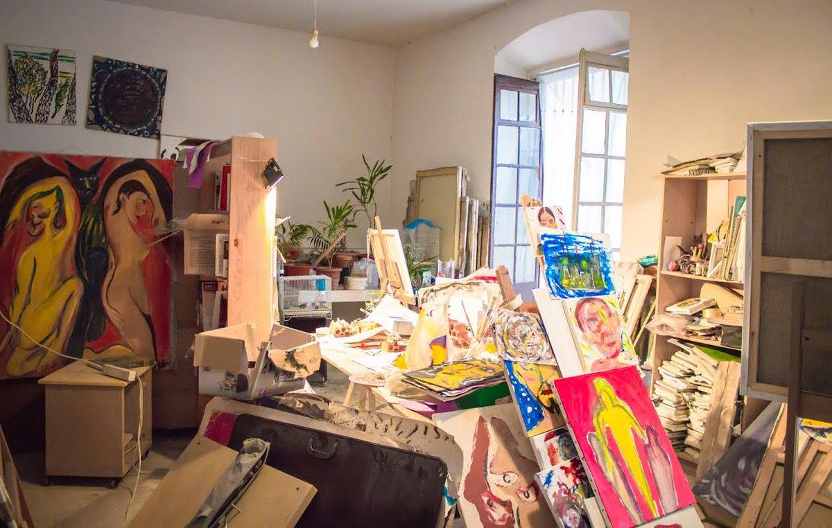 300 artistas de #Lavapiés y #LaLatina abren las puertas sus casas y talleres https://t.co/ZDO67XMrwJ @LOSARTISTASDB https://t.co/wb7JfY83la