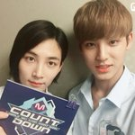 SEVENTEEN Jeonghan & Mingyu to join SHINee Key & CNBLUE Jungshin as special emcees for MCountdown today! https://t.co/zjYcFagyA2