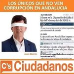 """""""No hay más ciego que el que no quiere ver """" @CiudadanosCs Claro que veis lo que hace vuestro socio el psoe https://t.co/ztMJrHj2qa"""