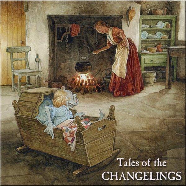 #FolkloreThursday Exploring tales of changelings! https://t.co/Pk4kgILNNr https://t.co/A1fFd7jtu8