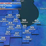 WIND CHILLS around #Chicago this morning! https://t.co/xbMVVP0C1W