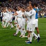 Lappui du Bernabéu a éte incroyable hier! ???????? Les joueurs ont remercié leur public aprés le match... ???????? #RMUCL https://t.co/yUOMlb8oug